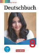 Cover-Bild zu Deutschbuch Gymnasium, Allgemeine Ausgabe, 8. Schuljahr, Schülerbuch von Brenner, Gerd