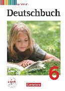 Cover-Bild zu Deutschbuch Gymnasium, Allgemeine Ausgabe, 6. Schuljahr, Schülerbuch von Brenner, Gerd