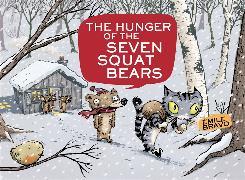Cover-Bild zu Emile Bravo: THE HUNGER OF THE SEVEN SQUAT BEARS