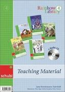 Cover-Bild zu Rainbow Library 4. Teaching Material von Brockmann-Fairchild, Jane