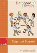 Cover-Bild zu Rainbow Library 2. Skip and bounce 1./2. Schuljahr. Lesebuch von Brockmann-Fairchild, Jane