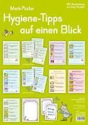 Cover-Bild zu Merk-Poster: Hygiene-Tipps auf einen Blick von Redaktionsteam Verlag an der Ruhr