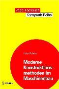 Cover-Bild zu Moderne Konstruktionsmethoden im Maschinenbau (eBook) von Köhler, Peter