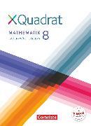 Cover-Bild zu Baum, Dieter: XQuadrat, Baden-Württemberg, 8. Schuljahr, Schülerbuch