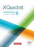 Cover-Bild zu Dehoust, Johanna: XQuadrat, Baden-Württemberg, 6. Schuljahr, Schülerbuch