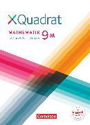 Cover-Bild zu Abb, Judith: XQuadrat, Baden-Württemberg, 9. Schuljahr, Schülerbuch, Für M-Klassen
