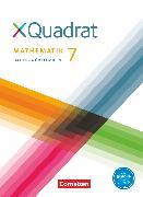 Cover-Bild zu Aniol, Isabelle: XQuadrat, Baden-Württemberg, 7. Schuljahr, Schülerbuch