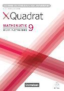 Cover-Bild zu Abb, Judith: XQuadrat, Baden-Württemberg, 9. Schuljahr, Handreichungen für den Unterricht, Mit Kopiervorlagen und CD-ROM