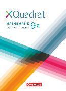 Cover-Bild zu Abb, Judith: XQuadrat, Baden-Württemberg, 9. Schuljahr, Schülerbuch, Für G-Klassen