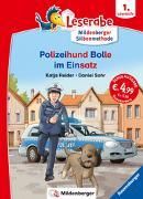 Cover-Bild zu Polizeihund Bolle im Einsatz