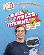 Cover-Bild zu Checker Tobi - Der große Gesundheits-Check: Viren, Fitness, Vitamine - Das check ich für euch! von Eisenbeiß, Gregor