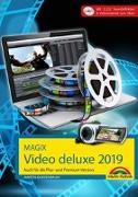 Cover-Bild zu MAGIX Video deluxe 2019 Das Buch zur Software. Die besten Tipps und Tricks von Quedenbaum, Martin