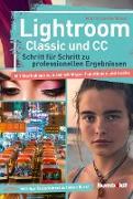 Cover-Bild zu Lightroom Classic und CC (eBook) von Quedenbaum, Martin