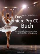 Cover-Bild zu Das Premiere-Pro CC-Buch von Quedenbaum, Martin