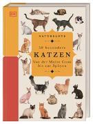 Cover-Bild zu Naturelove. 50 besondere Katzen