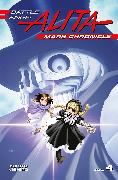 Cover-Bild zu Kishiro, Yukito: Battle Angel Alita Mars Chronicle 4