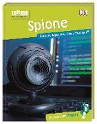 Cover-Bild zu memo Wissen entdecken. Spione von Platt, Richard