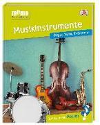 Cover-Bild zu memo Wissen entdecken. Musikinstrumente