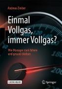 Cover-Bild zu Einmal Vollgas, immer Vollgas? von Zimber, Andreas