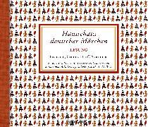 Cover-Bild zu Hausschatz deutscher Märchen (Audio Download) von Storm, Theodor