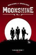 Cover-Bild zu Brian Azzarello: Moonshine Volume 1