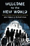 Cover-Bild zu WELCOME TO THE NEW WORLD von Halpern, Jake