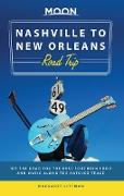 Cover-Bild zu Littman, Margaret: Moon Nashville to New Orleans Road Trip (eBook)