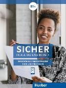 Cover-Bild zu Sicher in Alltag und Beruf! B1+ / Kursbuch + Arbeitsbuch von Perlmann-Balme, Michaela