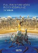 Cover-Bild zu Bajram, Denis: Inhuman (eBook)