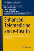 Cover-Bild zu Enhanced Telemedicine and e-Health (eBook) von Marques, Gonçalo (Hrsg.)