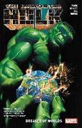 Cover-Bild zu Ewing, Al (Ausw.): Immortal Hulk Vol. 5: Breaker of Worlds