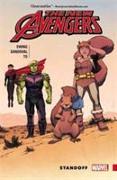 Cover-Bild zu Ewing, Al: New Avengers: A.I.m. Vol. 2 - Standoff