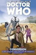 Cover-Bild zu Ewing, Al: Doctor Who: The Eleventh Doctor Volume 3 - Conversion