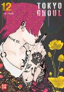 Cover-Bild zu Ishida, Sui: Tokyo Ghoul 12