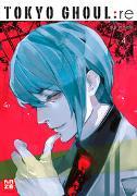 Cover-Bild zu Ishida, Sui: Tokyo Ghoul:re 04