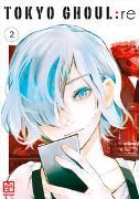 Cover-Bild zu Ishida, Sui: Tokyo Ghoul:re 02