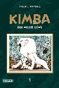 Cover-Bild zu Tezuka, Osamu: Kimba, der weiße Löwe 1
