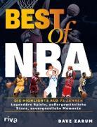 Cover-Bild zu Best of NBA (eBook) von Zarum, Dave