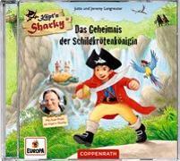 Cover-Bild zu Langreuter, Jutta: CD Hörspiel: Käpt'n Sharky - Das Geheimnis der Schildkrötenkönigin
