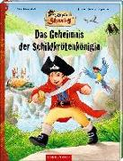 Cover-Bild zu Langreuter, Jutta: Käpt'n Sharky - Das Geheimnis der Schildkrötenkönigin