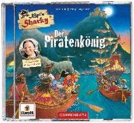 Cover-Bild zu Langreuter, Jutta: CD Hörspiel: Käpt'n Sharky - Der Piratenkönig