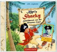 Cover-Bild zu Langreuter, Jutta: Käpt'n Sharky - Schiffbruch vor der einsamen Insel
