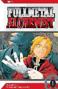 Cover-Bild zu Hiromu Arakawa: FULLMETAL ALCHEMIST GN VOL 01 (C: 1-0-0)
