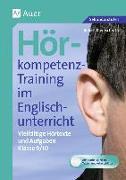 Cover-Bild zu Hörkompetenz-Training im Englischunterricht 9-10 von Kleinschroth, Robert