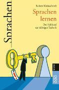 Cover-Bild zu Sprachen lernen von Kleinschroth, Robert