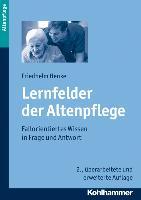 Cover-Bild zu Lernfelder der Altenpflege von Henke, Friedhelm