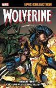 Cover-Bild zu Hama, Larry: Wolverine Epic Collection: Inner Fury
