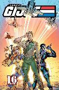 Cover-Bild zu Hama, Larry: Classic G.I. Joe, Vol. 16