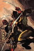 Cover-Bild zu Hama, Larry (Ausw.): Wolverine vs. Deadpool