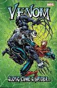 Cover-Bild zu Hama, Larry: Venom: Along Came A Spider?